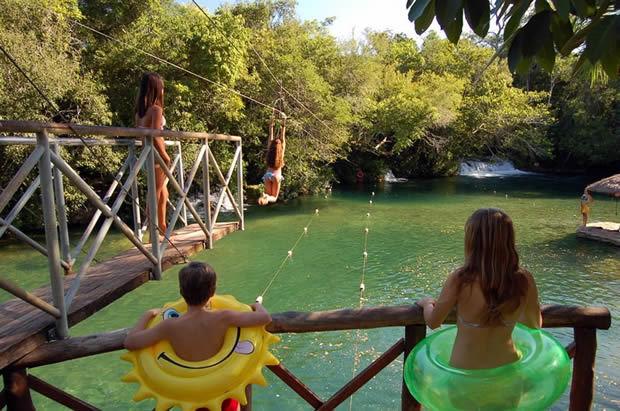 FOTO: AGÊNCIA SUCURI - Como organizar suas incríveis férias de verão em Bonito Mato Grosso do Sul?