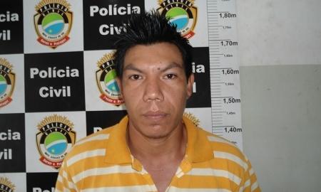 José Ronaldo, o Juca, tem 25 anos e foi preso no Assentamento Taquaral
