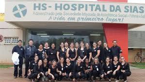 Equipe do Hospital da Sias de Fátima do Sul (foto Google)