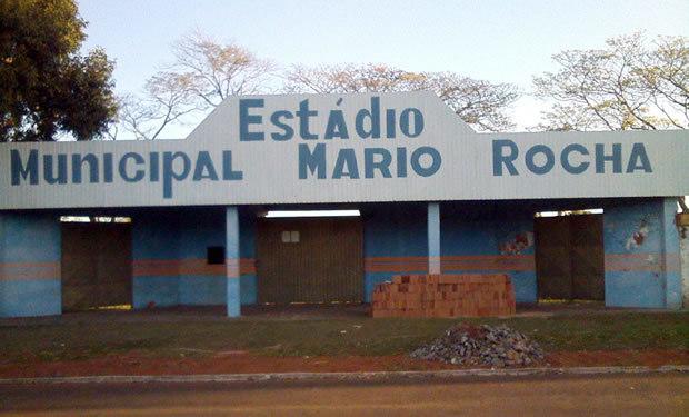 Prefeitura inicia obras de reforma no Estádio Mário Rocha em Jateí