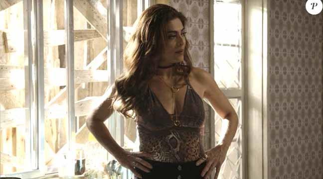 Bibi (Juliana Paes) discute com Rubinho (Emílio Dantas) na novela 'A Força do Querer'