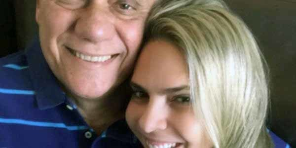 Família de Marcelo Rezende apaga todas as fotos da namorada dele
