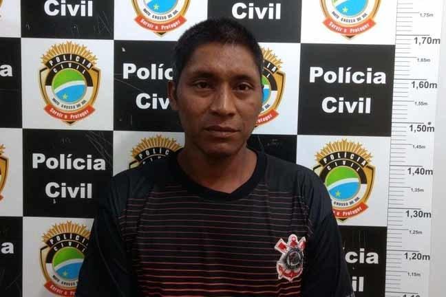 Emerson foi preso por lesão corporal dolosa - Foto: Osvaldo Duarte