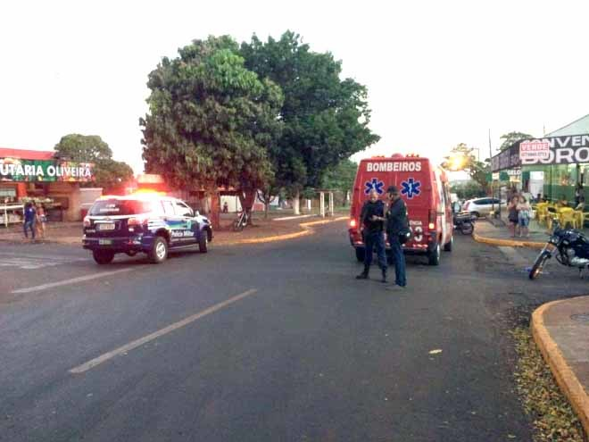 Crime ocorreu no cruzamento entre as ruas Ademar Perdomo e General Ozório