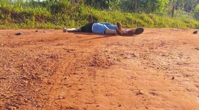 Matheus Melo, de 17 anos, foi encontrado morto em uma estrada vicinal de Vila Amandina em março deste ano - Imagem: Ivi Notícias