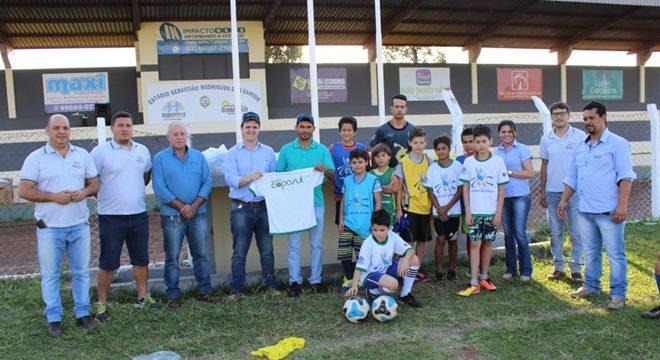 FOTO: Eliton Santos / Impacto News - Entrega ocorreu no Estádio Municipal Sebastião Rodrigues
