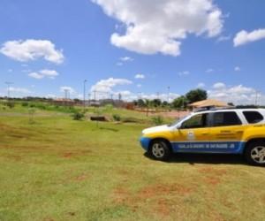 Veículo da Guarda Municipal de Dourados - Foto: Divulgação/Assecom Dourados