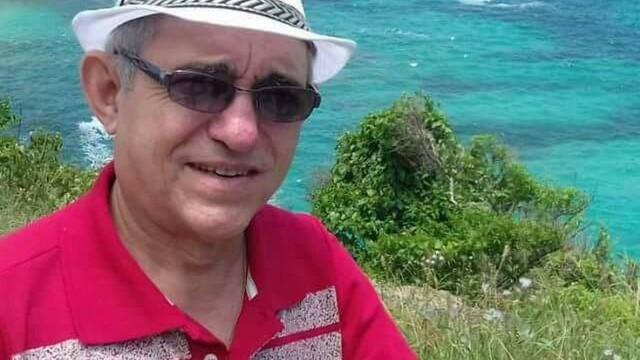 Família está em busca de informações sobre Manuel Foto: Álbum de família