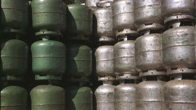Petrobras aumenta gás de cozinha a partir de terça-feira