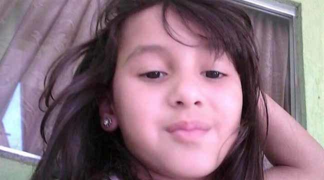 Polícia prende suspeito de matar menina de 6 anos