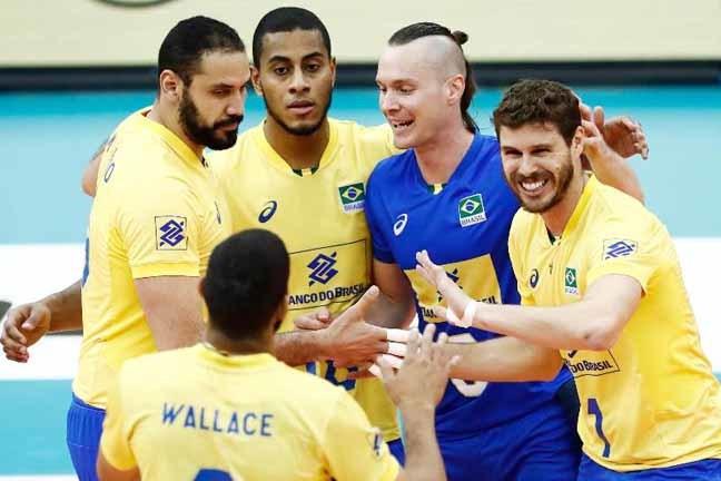 Brasil enfrenta líder Irã pela terceira rodada da Copa dos Campeões