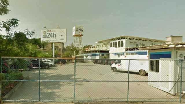 A UPA do Jardim Bom Retiro Foto: Google Street View / Reprodução