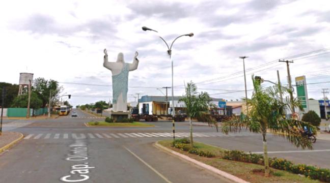 Avenida Olyntho Mancini será recapeada depois do Cristo- Tres Lagoas - Foto: Divulgação