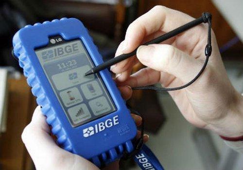 IBGE abre seleção com 1.152 vagas de nível fundamental para recenseador