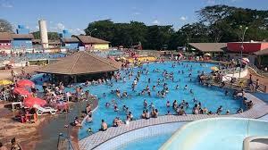 Uma boa diversão pode encontrar no Aqua Park de Fátima do Sul  (foto Google)