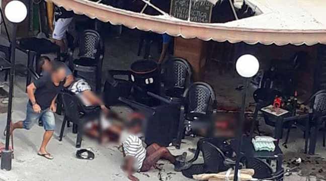 Ataque a tiros em Queimados deixa vários feridos