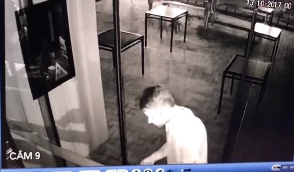 Suspeito pelos arrombamentos foi preso - Foto: Reprodução