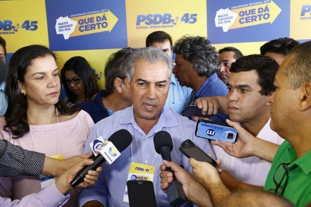 Tucanos querem eleger mais deputado federais e um senador em 2018 (Fotos: Henrique Kawaminami)