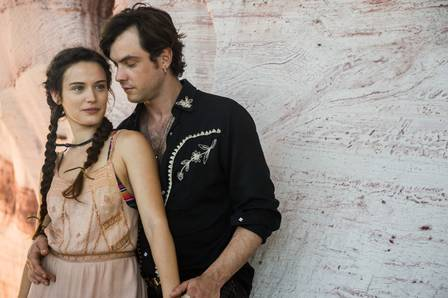 Clara sofre nas mãos de Gael desde que se casou com ele Foto: Raquel Cunha/Rede Globo/Divulgação