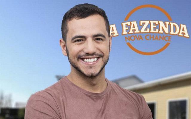 Matheus Lisboa é o primeiro finalista da competição. Foto: Record TV/Divulgação