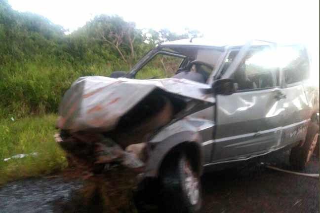 Ex Sete e Ubiratan morre em acidente de trânsito