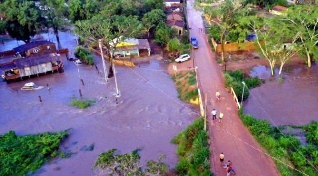 O CEMTEC é o responsável por contabilizar a quantidade de chuva em 27 pontos