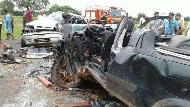 Número de mortos após acidente na MS-080 chega a cinco