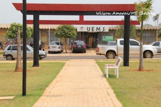 UEMS abre seleção de professores para aulas temporárias em Glória de Dourados