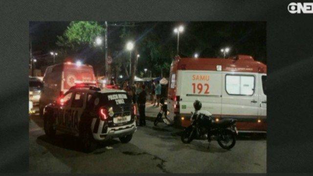 Fortaleza tem sete mortos em três ataques