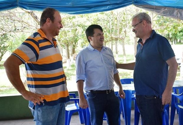 Geraldo destina R$ 200 mil para aquisição de equipamentos para saúde de Vicentina