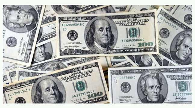 Dólar continua aumentando e chega a R$ 3,69