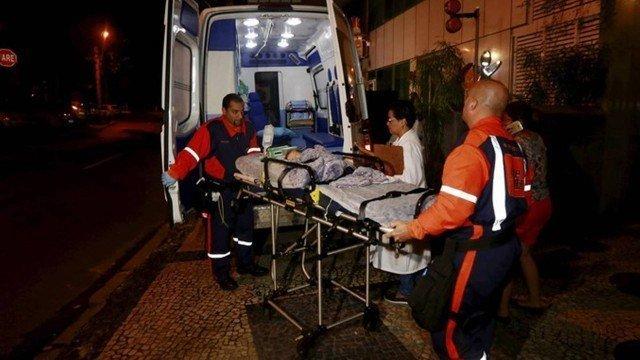Bebê de 6 meses baleado no Rio passa bem e será operado