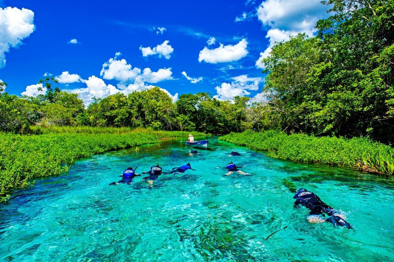 Atrativos operam em perfeita harmonia com a natureza em Bonito (MS) - Fátima News
